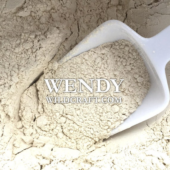 French White Clay Powder