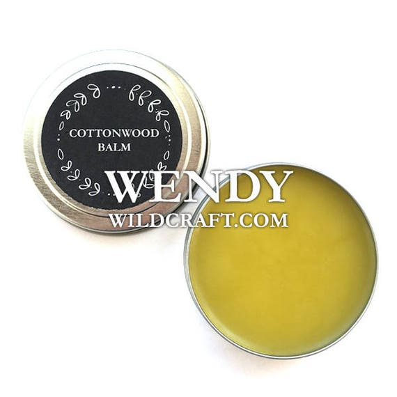 Cottonwood Balm of Gilead