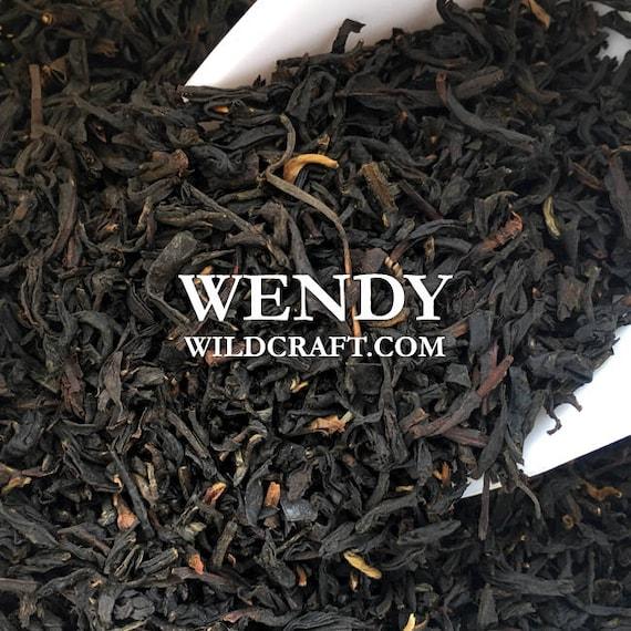 Earl Grey Black Tea Loose Leaf