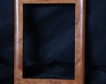 Dark Cherry Solid Wood Picture Frame 35 Common Sizes .75 Wide 200ASHCHL-2 Set of Two Craig Frames Wiltshire 200