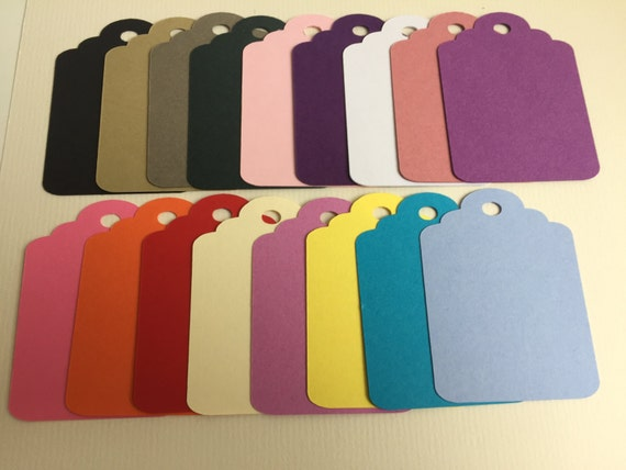 30 small gift tag embellishments create your own tags labels etsy