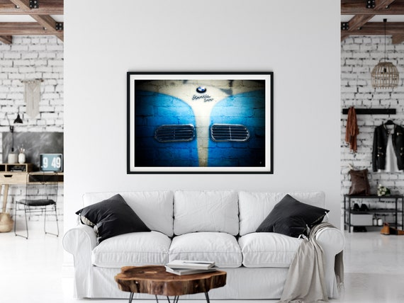 Classic 1957 BMW Isetta, Fine Photo Artistry from John Strong Arts and JStrong Photos.  Fine Art for your home or office!