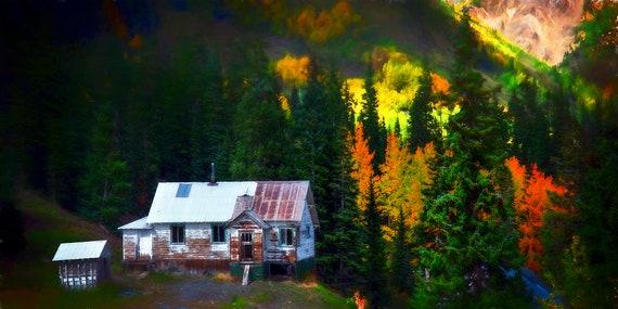 Only the Rugged, San Juan Mountains of Colorado, John Strong Arts and JStrong Photos.  Free shipping!