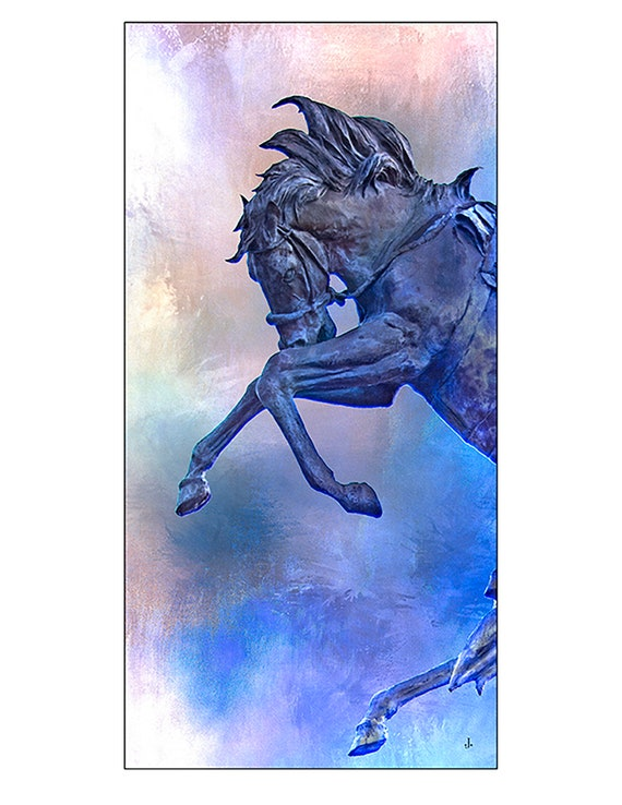 Bronco, Fine Photo Artistry by John Strong Arts and JStrong Arts, Art for your home or office!