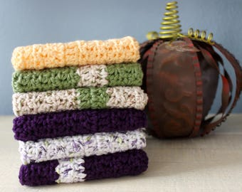 Crochet Dishcloths