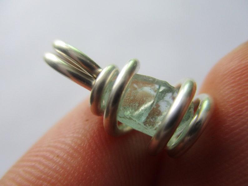 Indicolite Pendant  Blue Tourmaline Pendant  Indicolite  Blue Tourmaline Jewelry  Tourmaline Pendant  Tourmaline Necklace  INTUITION