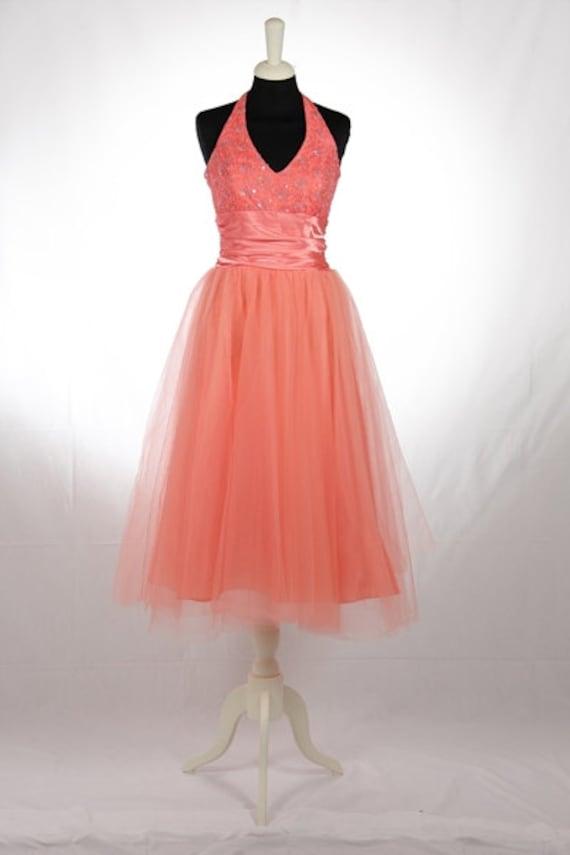 American '50s dress