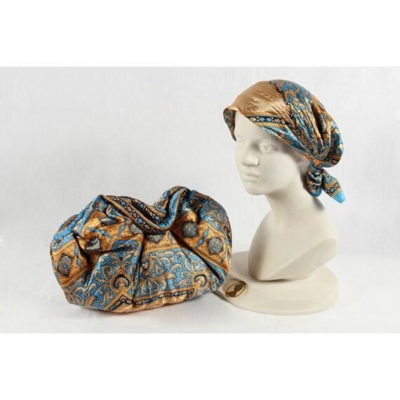 1950s Vintage summer hat and bag