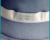 Etiqueta personalizada - Sombreros