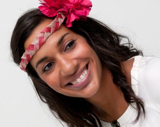 Floral headband, Flower girl, Wedding headband, Flower headband, Hippie headband, Festival headband, Indie headband