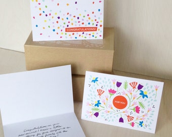 Include a Card with Your Gift!