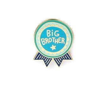 Big Brother enamel pin