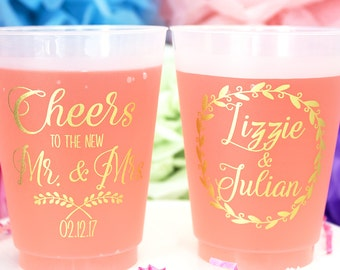 custom party cups etsy