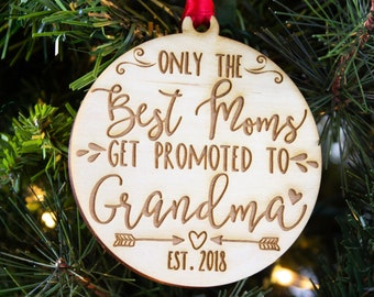 Grandma ornament   Etsy