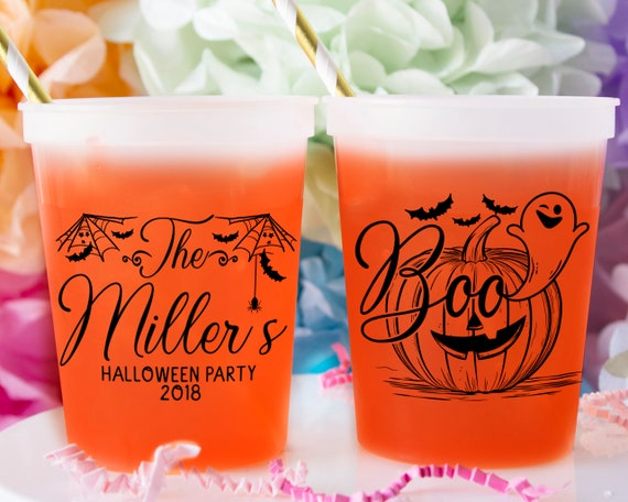 Anniversary Party Shower Cups Cups Fun Cups Mood Cups Let/'s Party Color Changing Cups Wedding Party Gifts Mood Cups Weddings 1587
