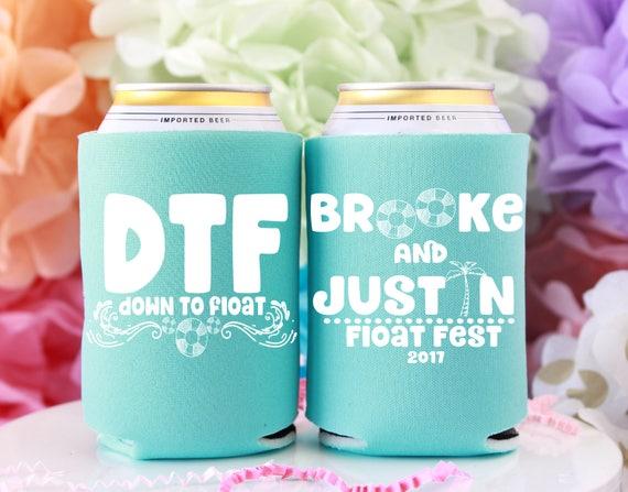 Dtf Can Cooler Destination Wedding Cruise Wedding Favor Etsy