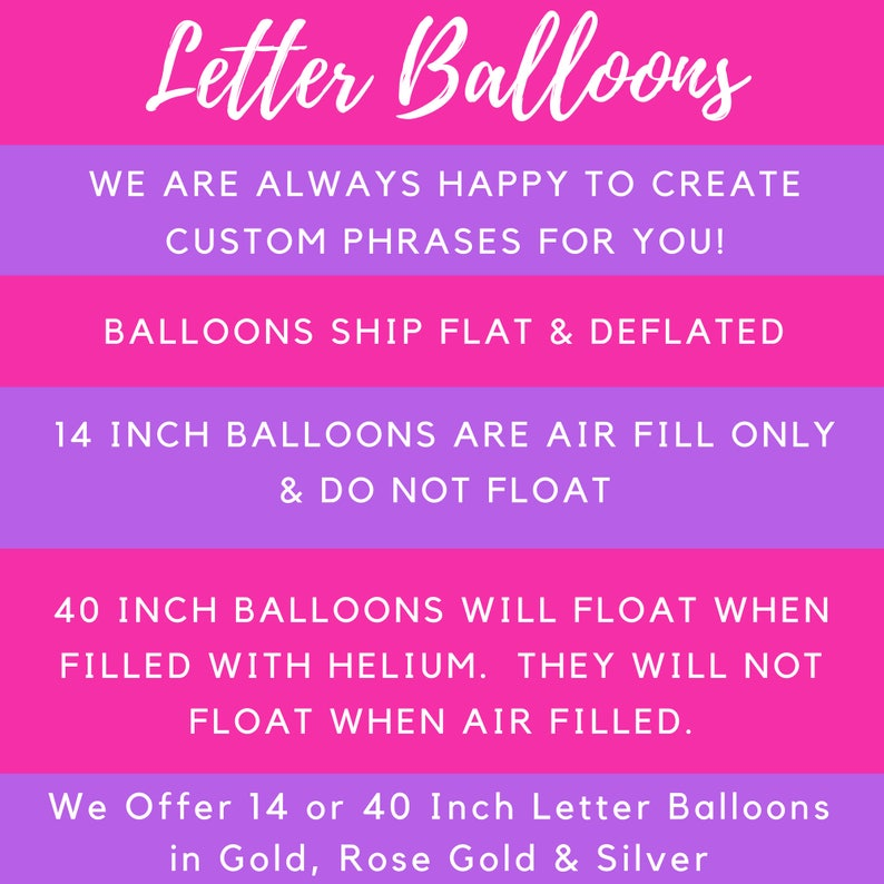 30th Birthday Party Balloons 30 AF Gold Letter Balloons 30th Party Favors Gold Party Decorations Rose Gold Balloons Balloon Banner