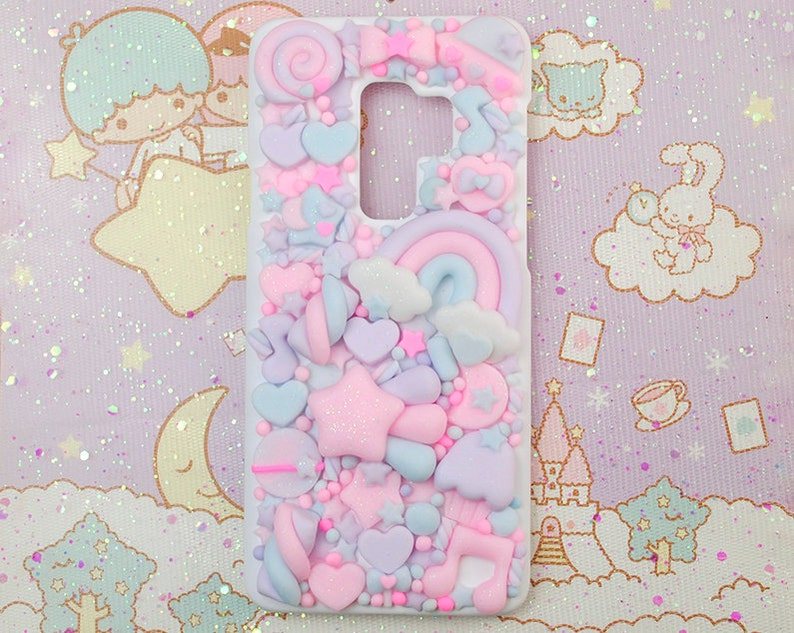 wholesale dealer c3929 f152a Kawaii Decoden Phone Case for Galaxy, Iphone, Lg, Oppo, Oneplus, Google  Pixel, Huawei, Htc, Nokia, Xiaomi, Cute Custom Case for ALL device