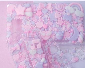 Nintendo Switch Kawaii Case | Full decorated