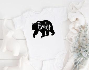 Baby Bear Bodysuit Baby Bear Bodysuit