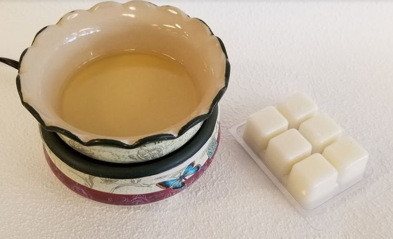 stocking stuffer Eartherella CLEMENTINE /& DAISY Natural Soy Wax break-apart tart melts 2.7 oz.