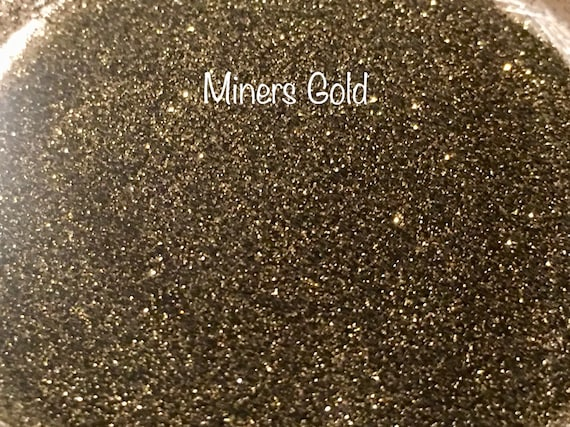 Elizabeth Craft Designs Miners Gold 643 Silk Microfine Etsy