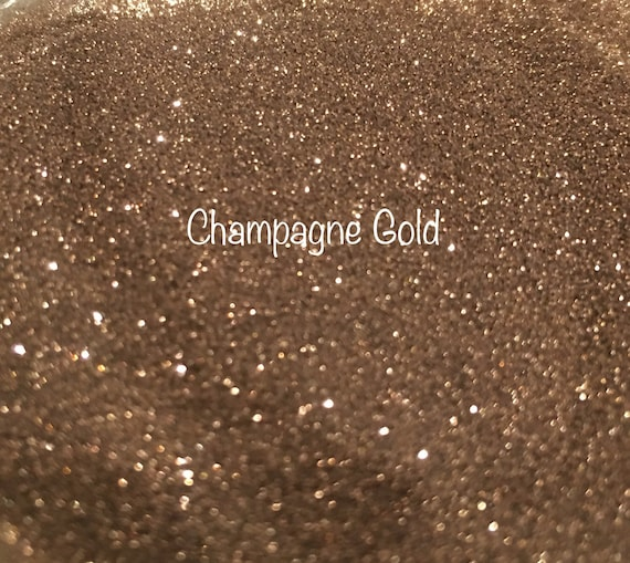 Elizabeth Craft Designs Champagne Gold Silk Microfine Etsy