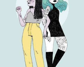 Gurls • Prints