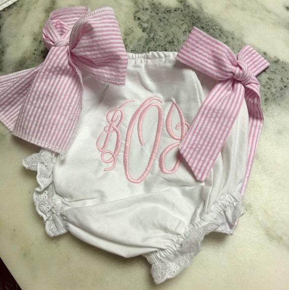 Rosa mit Punkt-Baby-Mädchen Rüschen Höschen Bloomers-Windel-Abdeckung S