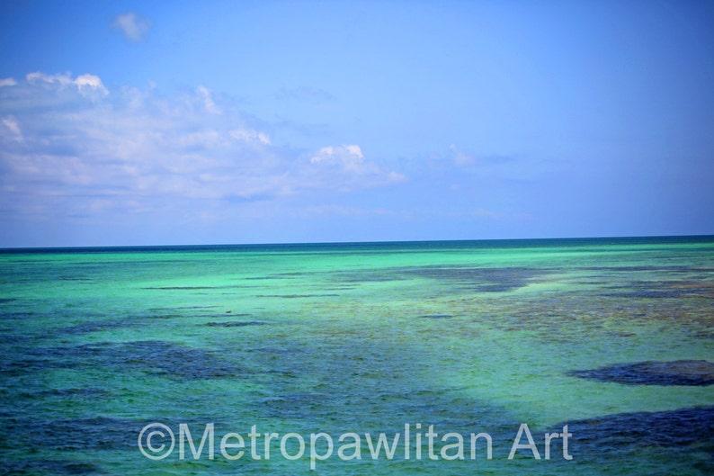 Floriday Keys Ocean and Nautical greeting card or invitation  image 0