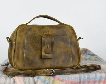 259ad3df632f Handmade Leather Totes Bags and other Accessories by BuboHandmade