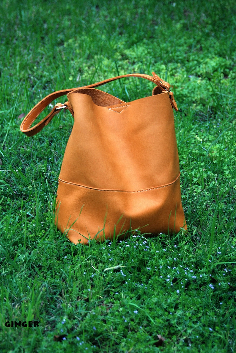 bfe9df456a Catalina Leather Purse Genuine Leather Bag Leather Shoulder