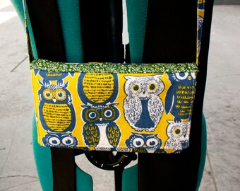 Owl Clutch by FanGirl. SuperHero.