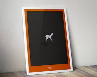 Blade Runner - Minimal Movies Poster