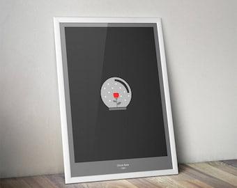 Citizen Kane - Minimal Movies Poster