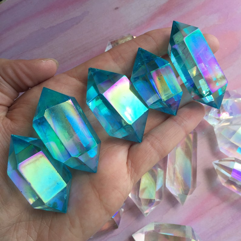 Aqua Aura Quartz  119fa094e6