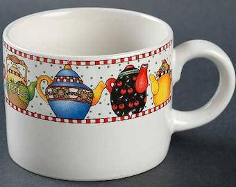 Mary Engelbreit Afternoon Tea Cup