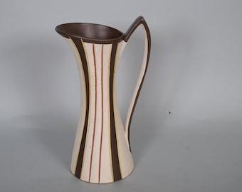 Sawa  vase - Natural colors - 526/25 - West Germany