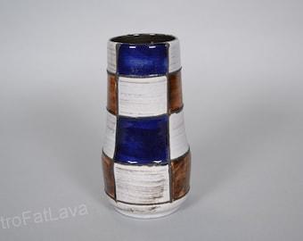 SALE!  . West German pottery vase by Scheurich 529-18