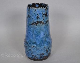 SALE!  . West German pottery vase by Scheurich 529-25