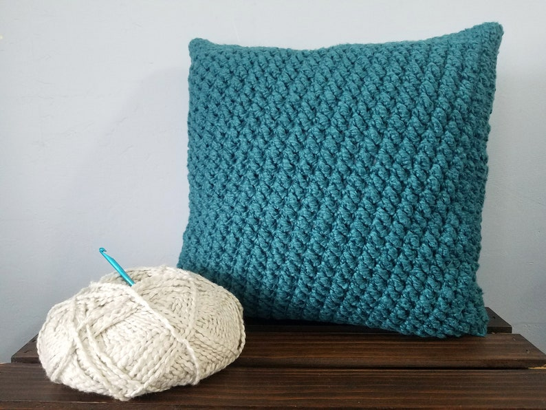 PATTERN Cotton Candy Waves Pillow image 0