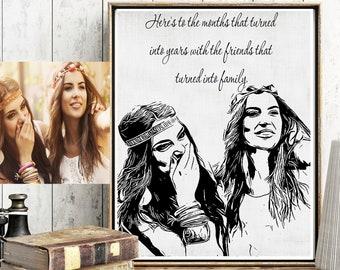 personalized best friend gift ideas best friend birthday gift for her gift for sister gift for womens gift best friend gift birthday gift