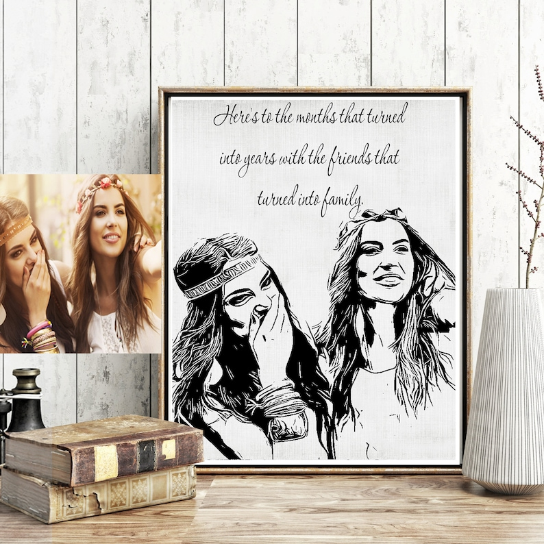 Personalized Best Friend Gifts Gift