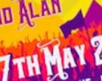 Wedfest Festival Wedding Invites (sample pack)