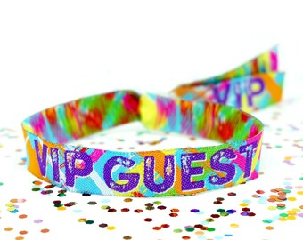 Personalized Wristbands Party Wristbands Festival Wristbands Woven Wristbands Graduation Wristbands 1000x Custom Wristbands