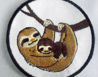 Iron-On Patch -  SLOTH