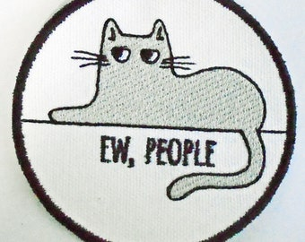 Iron-On Patch - EW, PEOPLE