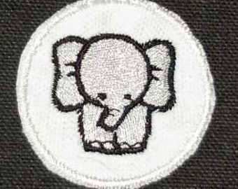 MINI Iron-on patch - ANIMALS