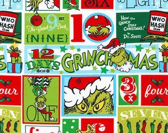 HOLIDAY by Dr. Seuss Enterprises from How the Grinch Stole Christmas
