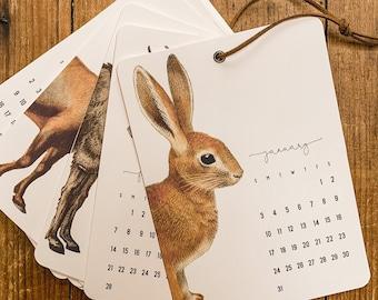 2021 farm animal calendar